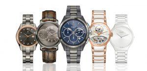 bộ sưu tập đồng hồ Rado