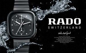 lịch sử thương hiệu đồng hồ rado