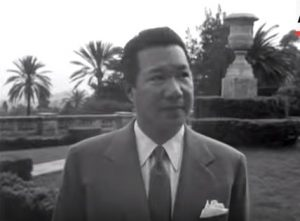 Bảo đại in Cannes