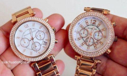 Đính đá đồng hồ đeo tay